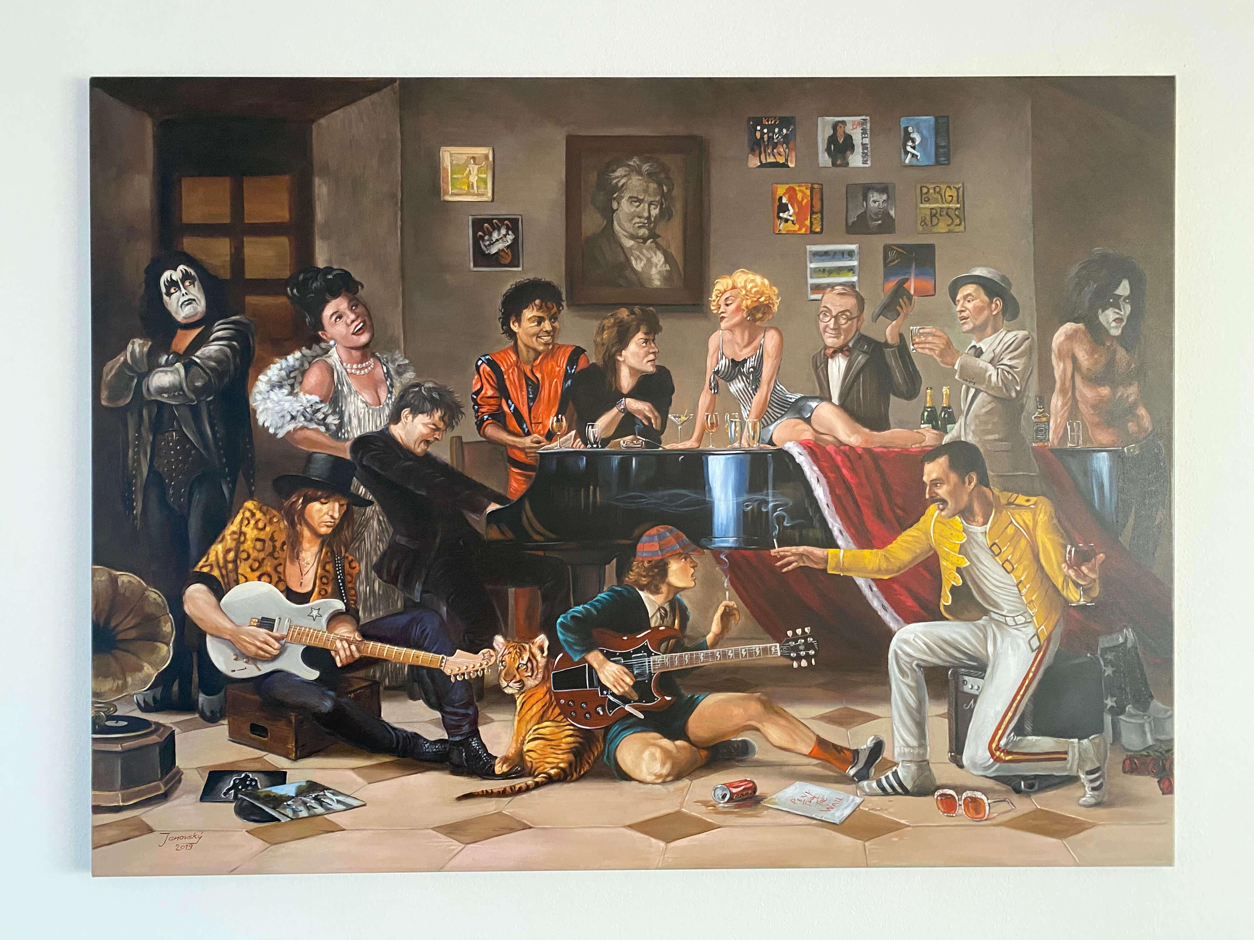 Marthy: česká hudba, hudebník, zpěvák, skladatel, textař, multiinstrumentalista - obraz  - Hudba jako inspirace