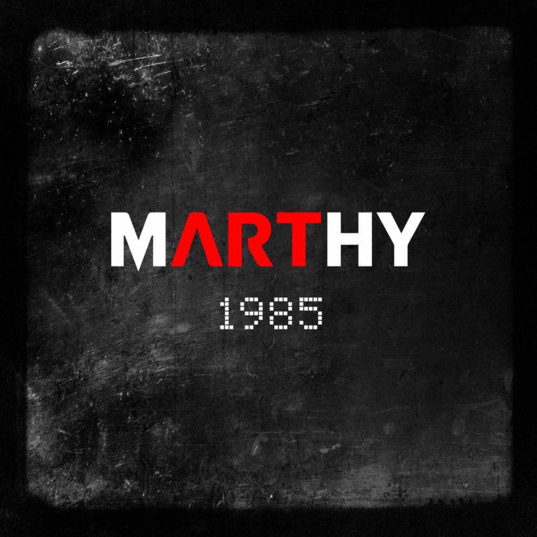 Český zpěvák, skladatel, textař a multiinstrumentalista Marthy - 1985